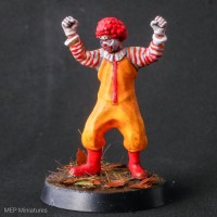 Burger Clown